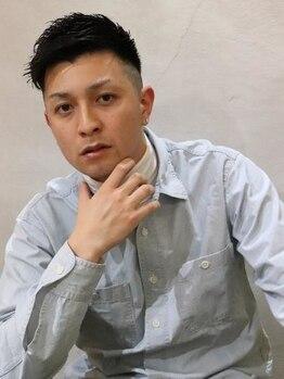ソラーナ(SOLANA)の写真/【メンズ特化サロン】barber shop直伝のテクニックでフェードからジェンダーレスまで幅広くスタイル提案☆