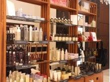ミューズアヴェダ(MUSE AVEDA)の雰囲気(様々な悩みにお応えできるよう、豊富なヘアケア商品をご用意!)