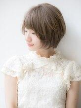 ユーフォリアギンザグランデ(Euphoria GINZA GRANDE)【Euphoria 金沢】小顔になれる 柔らかショートボブ♪