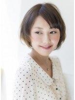 キャラット ヘアメイクス(Carate hair makes)【Carat】ゆる可愛ボブ☆