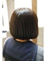 ヘアドクター ディービー 渋谷店(HAIR DOCTOR DB)規則ないでバレずにナチュラルストレート 《ヘアドクターDB》