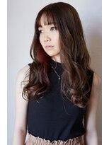 ロゴライフアットガーデン(logo life at garden)秋髪インナーカラー