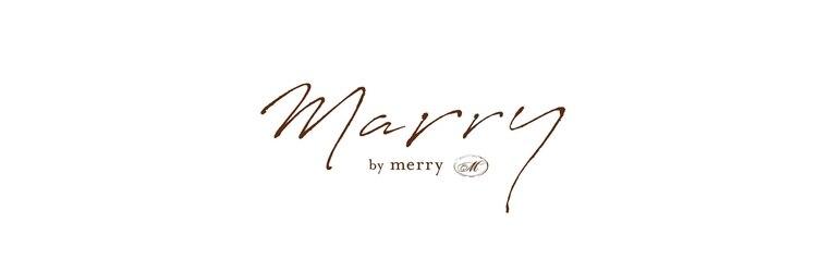 メアリー バイ メリー(marry by merry)のサロンヘッダー