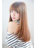 ロビー(Lobby)【思わず触れたくなる髪へ】髪質改善クリスタルストレート shota