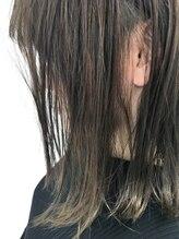 イルミナカラー・グレージュカラー・グラデーションカラーなどオシャレ髪もこだわり♪【所沢】