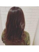 シャインヘア モカ 新宿(Shine hair mocha)【新宿】丸みショート無造作カールボブディイルミナカラー56