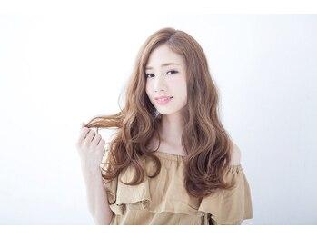 ヘアーサロン フィール(Feel)の写真/【パーマ¥4,320~】髪に優しいパーマならヘアーサロン Feelにお任せ♪艶やかな手触りなめらかな美髪へ☆★