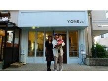 ヘアーアトリエ ヨネカ(hair atelier YONEca)の雰囲気(アットホームなサロンに是非ご来店下さい♪)