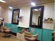 無邪気ヘアカンパニー バイ ヨシユキコンディショニング(hair company)の雰囲気(4階フロアから階段をご利用ください。)