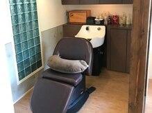 サロン ド コイフィーレ ル パルク(salon de coiffure Le Parc)の雰囲気(癒しのヘッドスパで至福のひと時…)