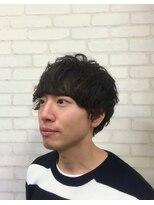 メンズ レオ 天六店(men's LEO)【グランジ】スマートマッシュネープレス
