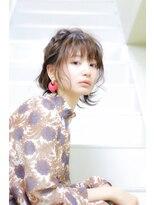 オブヘアー 鷺沼店(Of HAIR)k.ボブヘアアレンジ