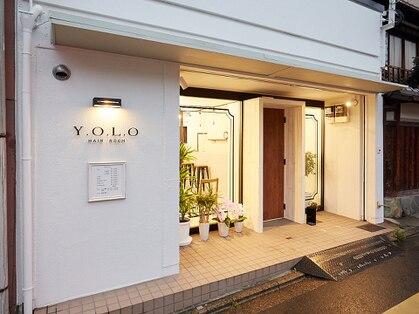 ヨロー ヘアー ルーム(Y.O.L.O hair room)の写真