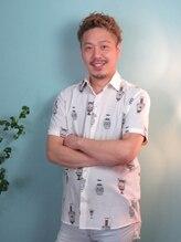ヘアーアンドリフレッシュルアン(hair & refresh Ruan)金戸 悟志