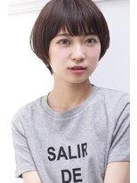 """バジル(BASIL)BAS""""IL☆「シンプル」×「カジュアル」×「ショート」"""