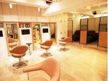 ヘアメイク ビジュー(hairmake Bijoux)の雰囲気(パリのホテルに来たかのような落ち着いた空間)