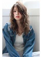 「小顔カットへのこだわり☆」前髪、顔周り、顔周りヘアの作り方でイメージが変えられます。