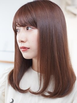 オラボ(olabo)の写真/新登場★中和型髪質改善トリートメント¥10000☆どんなハイダメージ毛も艶やかで柔らかい美髪に仕上げます♪