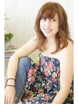 サフィーヘアリゾート(Saffy Hair Resort)【Saffy】REI~セミディ☆