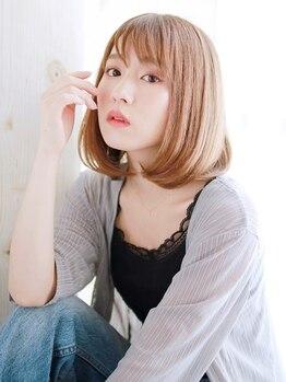 ココル(cocoru)の写真/【ハーブカラー・イルミナ・N.カラー¥5800~】トレンドカラーも自分だけの『お気に入りカラー』も楽しめる!