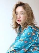 オブヘアー 宮崎台店(Of HAIR)外国人風カラー