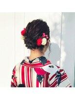 袴&振袖※卒業式&成人式スタイル2