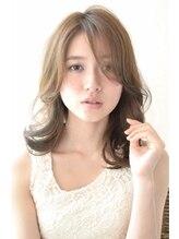 ブルーム ヘア デザイン(bloom hair design)【6月OPEN!】(人気スタイル)大人レイヤースタイル