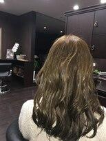 髪の美院 シャルマン ビューティー クリニック(Charmant Beauty Clinic)アッシュカラー