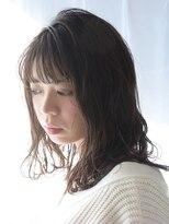 ヘアアンドメイク アリス(hair&make ALICE produce by COLT)濡れ髪×シースルーバング×裾カール
