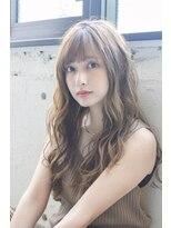 小顔似合わせカットデジタルパーマグラデーションカラー美髪