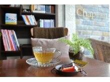 シャッポ(Chapeau)の雰囲気(まるでカフェのようなオシャレサロン♪)