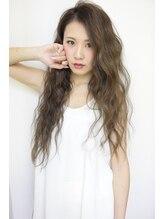 フェイス ヘアー メイク(Faith hair×make)波ロング大人ガーリー