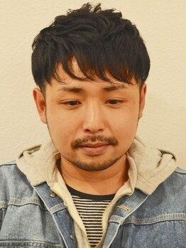 メンズヘアーサロン シンジョウ(Men's hair salon Shinjo)の写真/MENsスタンダードコース(40分)3240円→2160円再現性の高さに定評あり!男性同士だから安心◎