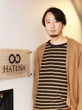 クリニックヘアサロン ハテナ(clinic hair salon HATENA)加藤 弘崇