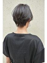 キアラ(Kchiara)後頭部ふんわりお悩み解決ショート/kchiara天神川野直人