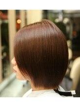 ヘアーアンドカフェ フラワー(Hair&Cafe flower)ストキュア