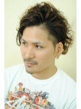 アルファレイズ ヘア ユニット(alphareiz hair unit)ワイルド2-ブロック