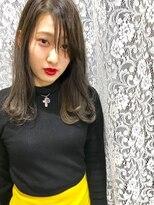 アリス ヘア デザイン(Alice Hair Design)☆Alice☆ホワイト系ブラウンアッシュ