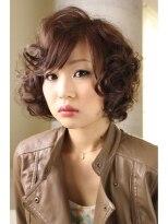 ヘアスピリッツアンクス(Hair Spirit anx)パリジェンヌのようなハイファッションカール