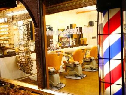 メンズヘア ササキ(sasaki)の写真