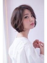 アンヘアー(UNHAIR by shiomiH)【UNHAIRbyshiomiH】柔らかショートボブ