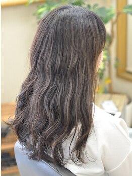 ハートフル(hair salon HEART FULL)の写真/≪お得なクーポンあり☆≫顧客様のデジパorエアウェーブのオーダー率90%!脅威のリピート率は高い技術力から
