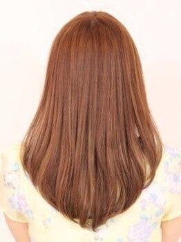 ヘアモーヴ チャンプス 南流山店の写真/美しい髪へと導く◎髪質を改善しつつデザインの願望をかなえます!頭皮もしっかりケアして理想の美髪へ…☆