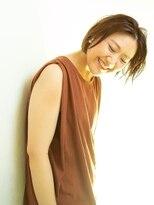 フラココ 神楽坂(hurakoko kagurazaka)【モテ髪ヘアカタログ】フレッシュボブ