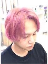 【カラー】ライトニング・パープルピンク