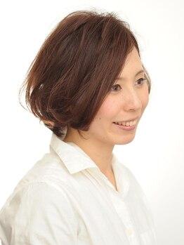 ラシュシュ(La Chou Chou)の写真/毎日楽チン!扱いやすさ◎高技術で叶える似合わせスタイル☆カジュアル×上品な大人可愛いショートも人気!