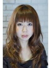 ジェムフォーヘアー 次郎丸店(gem. for hair)Aラインルーズパーマ