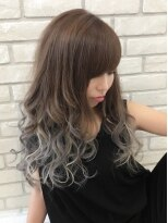 ヘアーグランデシーク(Hair Grande Seeek) A/W marron Ash♪