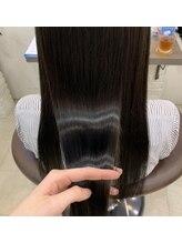 ヘアーアンドメイク シークタチカワ 立川店(Hair&Make Seek)【Seek ヤマウチ】髪質改善トリートメント オージュア(Aujua)