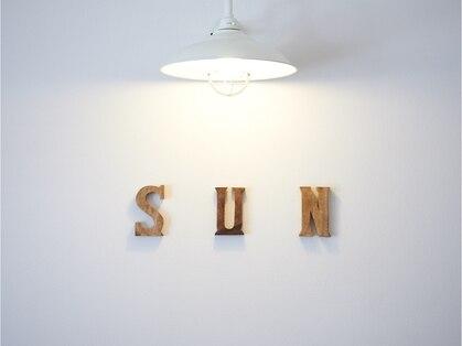 サン(+sun)の写真